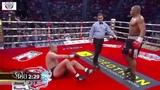 Oscar Rivas - fights higlights Heavy Weight Prospect
