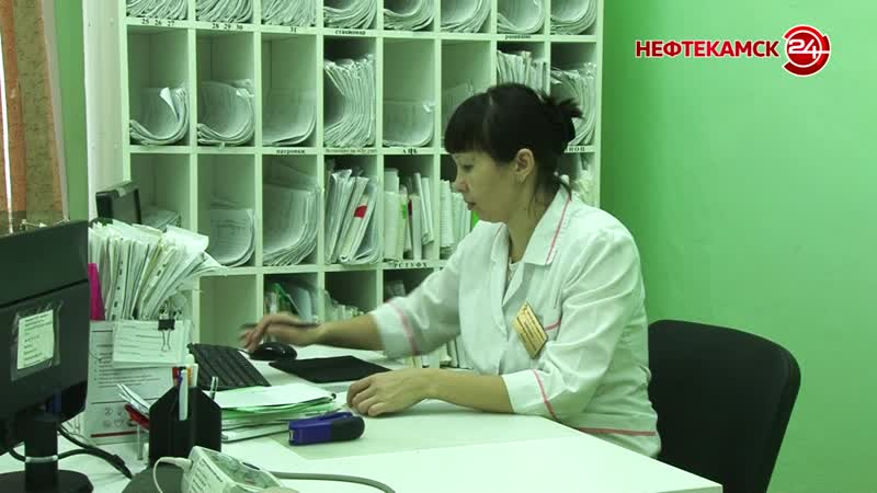 Женская консультация преобразилась после ремонта