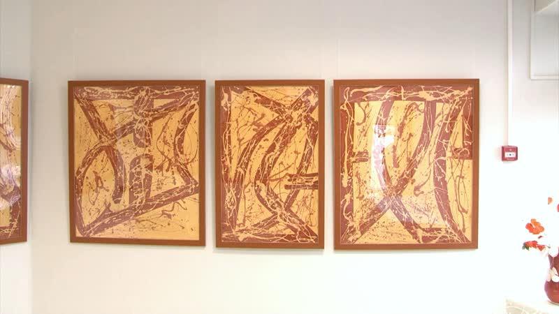 Персональная выставка Семена Гуляко открыта в галерее Арт-холл