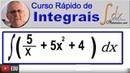 GRINGS - Integral Indefinida que gera função logarítmica - (Aula 45)