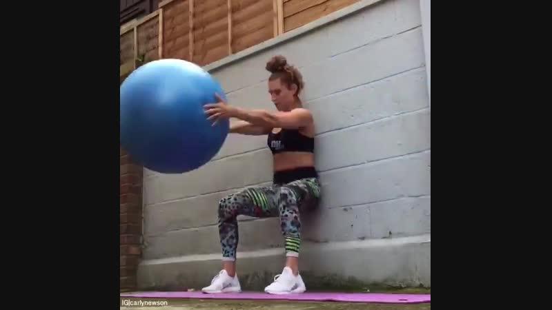 Супер тренировка для тонуса