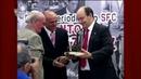 La redacción de deportes de El Correo de Andalucía recibe su premio especial José Antonio Blázquez
