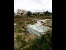 В начале поселка Полихроно ведутся археологические раскопки. Почему ведутся в кавычках?-потому что давно уже не видно каких-