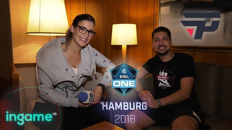 ...У меня нет никаких ожиданий... - paiN Gaming w33 at ESL One Hamburg