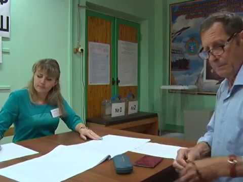 Выборы депутата Госдумы РФ по Заволжскому одномандатному избирательному округу