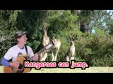 Learn About Wild Animals Song for Kids Sing Along with Matt