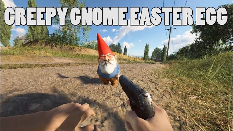 Creepy gnome Easter egg - Battlefield V