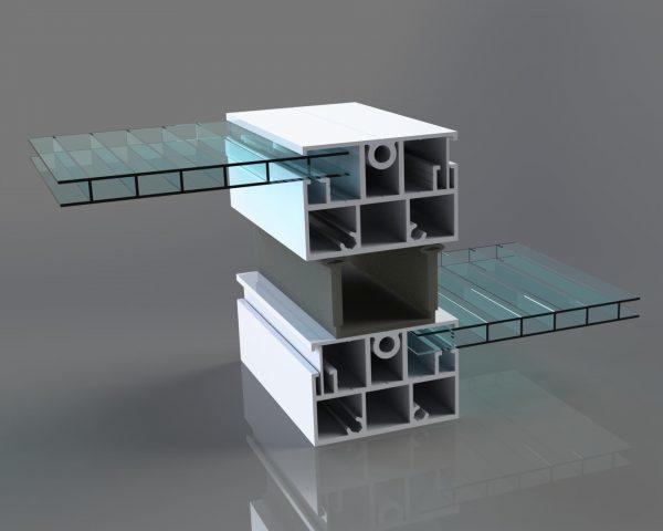 Зенитные фонари: как смонтировать световой купол