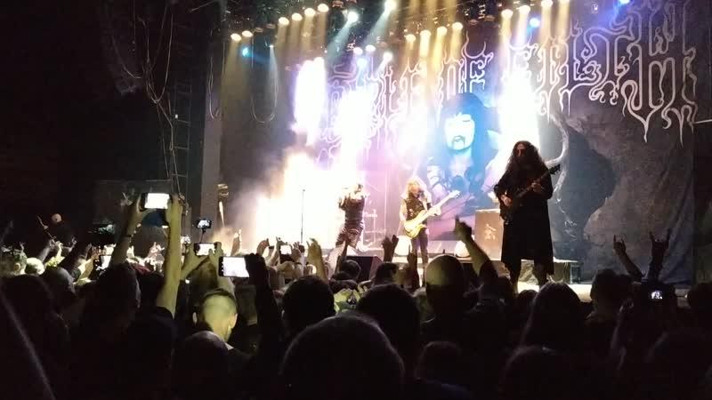 Cradle Of Filth - 02 (Live Москва Главclub green concert 15.06.19)