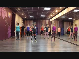 Move To Miami Enrique Iglesias feat. Pitbull | DanceFit _tver | Людмила Лучина