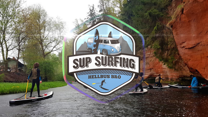 HellBUS BRO SUP Surfing Река Оредеж 11 05 2019