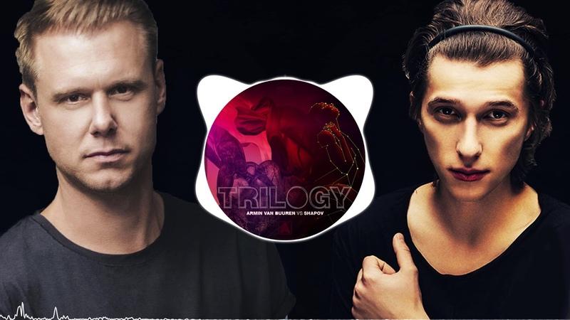Armin van Buuren vs Shapov - Trilogy (Extended Album Mix by Koluś)