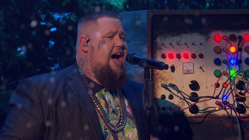 Rag'n'Bone Man Calvin Harris - Giant (Live at BRITs 2019)