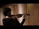 Stefano Mhanna Novi Toni Comites in Sarasate, Paganini, Mozart, Bach,