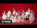 IZONE 아이즈원 - 라비앙로즈 La Vie en Rose @2018 MAMA IN KOREA
