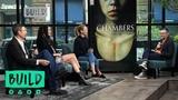 Uma Thurman, Tony Goldwyn &amp Sivan Alyra Rose On Netflix's