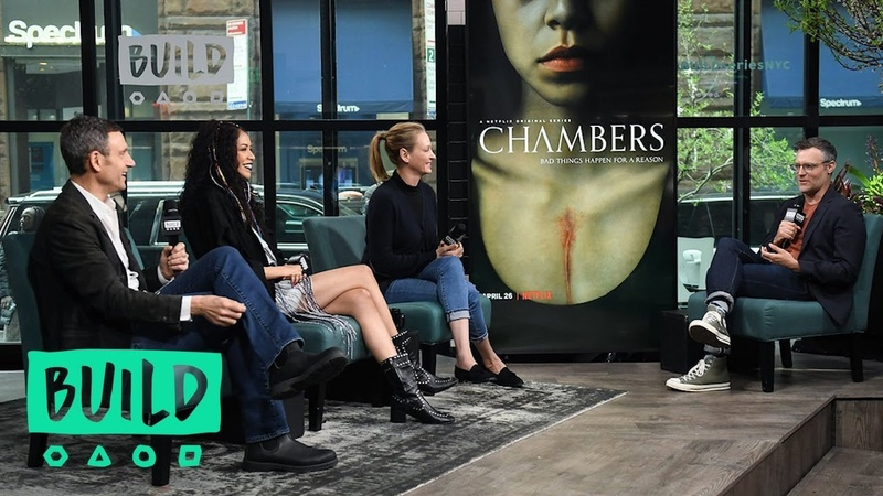 Uma Thurman, Tony Goldwyn Sivan Alyra Rose On Netflixs Chambers
