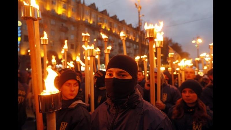 На Украине 14 октября превращают в день национального позора
