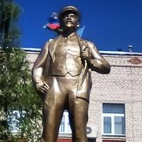 Анкета Алёша Ложкин