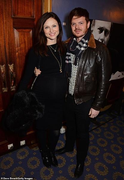 Софи Эллис-Бекстор стала мамой в пятый раз