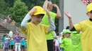 Najlepša slika iz Niša: Dečji ples kao lek (TV KCN 01.06.2019)