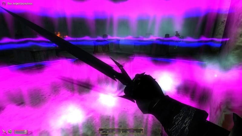 TES 4: Oscuro's Oblivion Overhaul: Тени в борьбе за власть 3