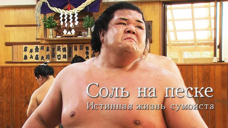 Соль на песке Истинная жизнь сумоиста Salt on sand the real life of a sumo wrestler 塩と砂 相撲力士の生活