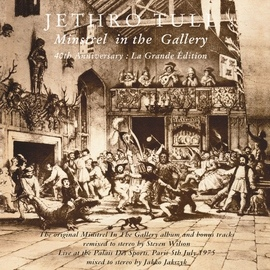 Jethro Tull альбом Minstrel In The Gallery