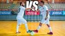 RICARDINHO VS DELANTERO09 Retos de Fútbol Sala