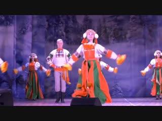 """""""Шахтерский огонек"""" - один из старейших танцевальных коллективов Кузбасса. За 55-летнюю историю ансамбль покорил сцены 36 стран"""