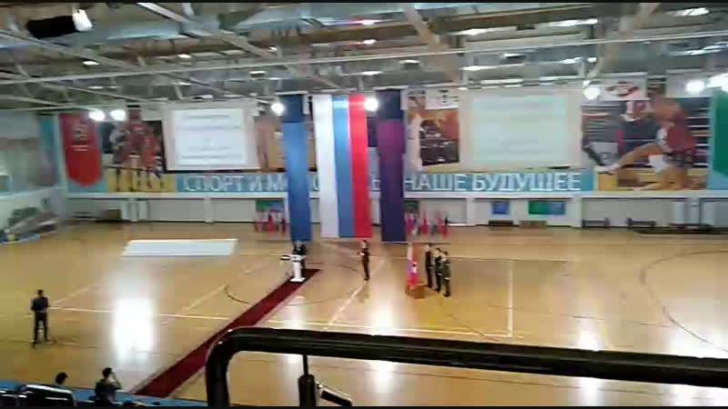 инаугурация Главы Талдомского городского округа Владислава Юдина