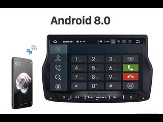 Lada Vesta. Сенсорная магнитола на Android 8. Обзор, хар-ки, отзыв