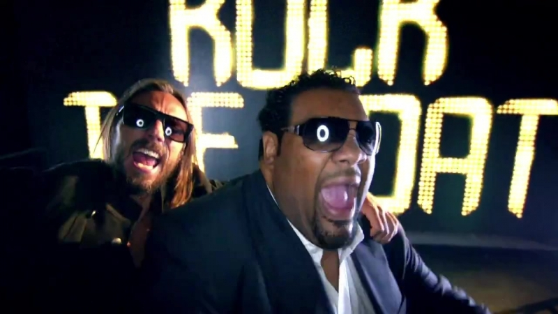 Bob Sinclar - Rock the Boat feat. Pitbull, Dragonfly and Fatman Scoop [Official Video Clip]