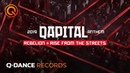 QAPITAL 2019 Official Q dance Anthem Rebelion Rise From The Streets