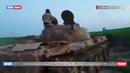 Опубликовано видео столкновений в Сирии на равнинах Габ