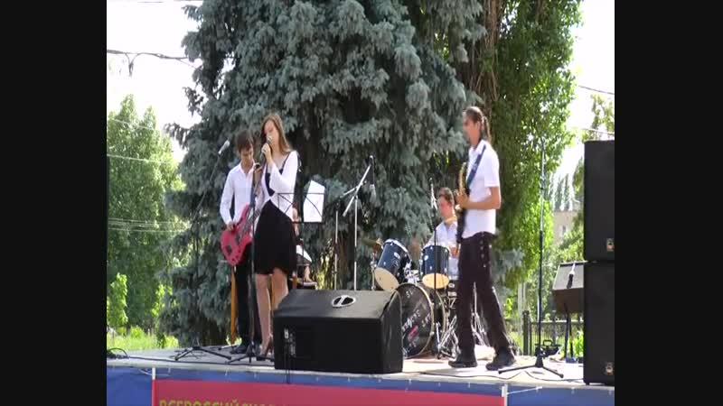 Группа Маятник У нас молодых, впереди... ( Live in DK Sokol )