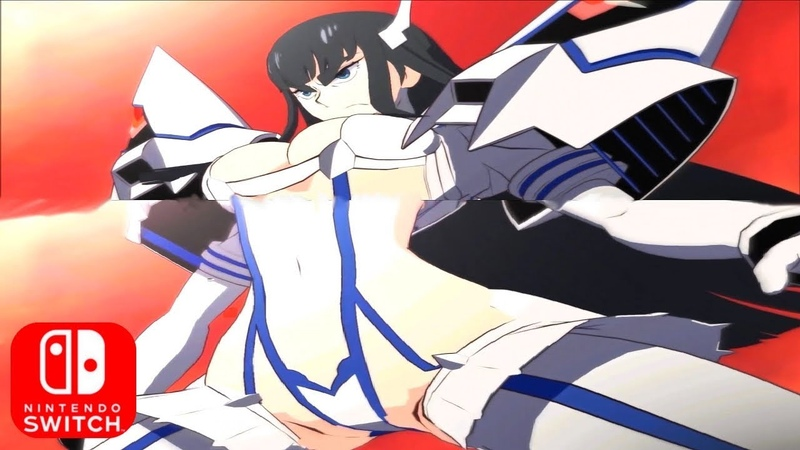 Kill La Kill The Game: IF - Story Mode Gameplay Coming Soon on Nintendo Switch HD