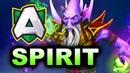ALLIANCE vs SPIRIT - SEMI-FINAL - MEGAFON Champions League - 3-22 DOTA 2