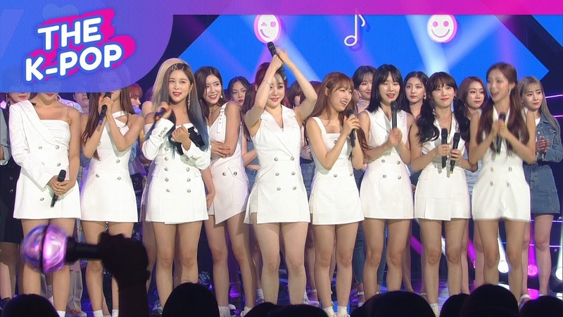 WJSN, THE SHOW CHOICE! [THE SHOW 190618]
