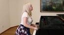 Umi Garrett: Klaviersommer 2018 in Cochem