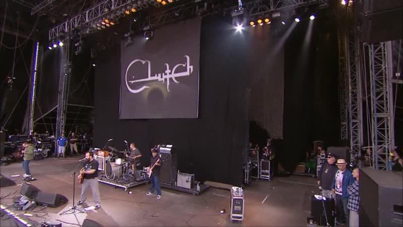 Clutch — Electric Worry