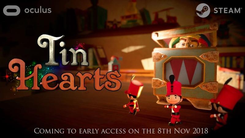 Tin Hearts Трейлер анонса