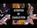 Charlie Puth - Attention (split-screen/multi-screen cover song by Movavi Vlog)