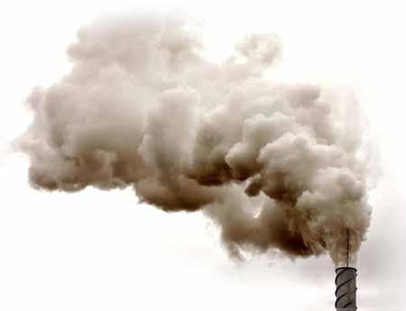 Воздействие загрязнения воздуха может увеличить вероятность развития бронхита.
