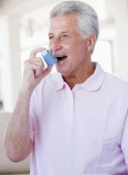 Использование бронхиального ингалятора может уменьшить воспаление и открыть суженные дыхательные пути