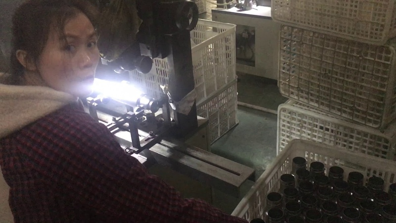 Sunglory Danica stainless steel water bottle production line
