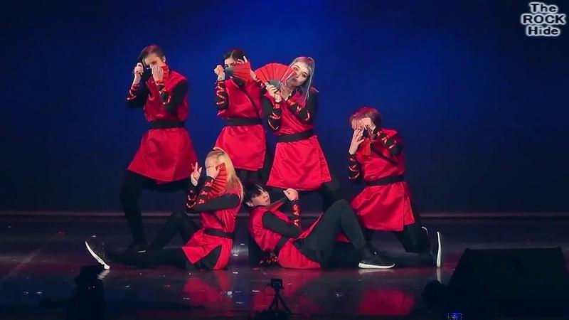 VIXX Shangri la dance cover by Luck You