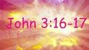 John 3:16 - Bible Memory Verse Song For Children