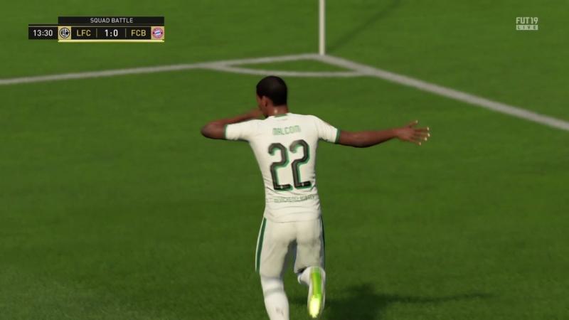FIFA 19_Комбинационный футбол