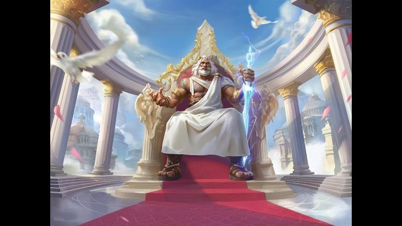 Zeus' Battlegrounds 3